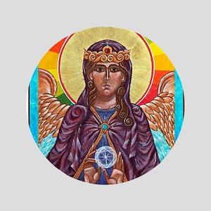 "St.Sophia 3.5"" Button"