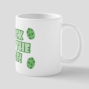 Green Hide The Eggs Mug