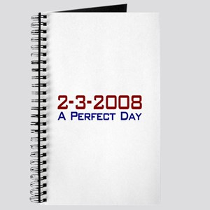 19-0 A Perfect Day Journal