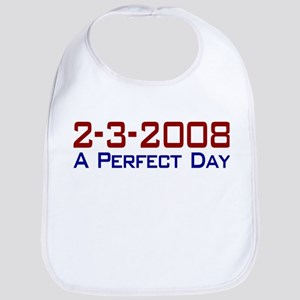 19-0 A Perfect Day Bib