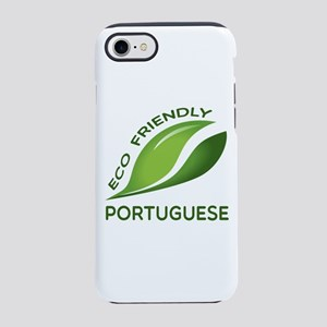 Eco Friendly Portuguese Coun iPhone 8/7 Tough Case