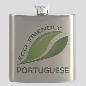 Eco Friendly Portuguese County Designs Flask