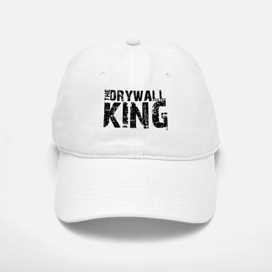 The Drywall King SQ Baseball Baseball Cap