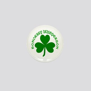 Honorary Irishperson Mini Button