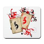 Kokopelli Gambler Mousepad