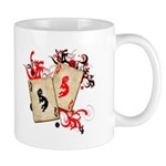 Kokopelli Gambler Mug