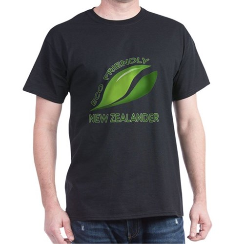Eco Friendly New Zealander County Des T-Shirt