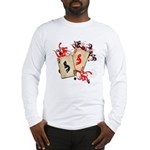 Kokopelli Gambler Long Sleeve T-Shirt