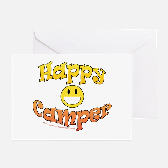 Happy Camper Greeting Cards (Pk of 10)