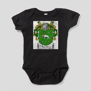 Hanley Coat of Arms Infant Bodysuit Body Suit