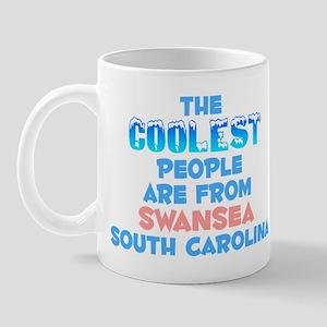 Coolest: Swansea, SC Mug