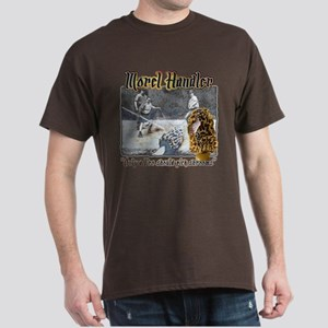 Morel Morchella Fungi gifts Dark T-Shirt