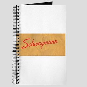 Schwegmann Bag Journal
