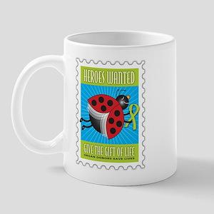 Donor Bug Too Mug