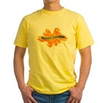 Internet Sensation Yellow T-Shirt