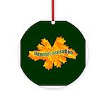 Internet Sensation Ornament (Round)