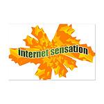 Internet Sensation Mini Poster Print