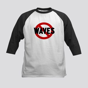 Anti waves Kids Baseball Jersey