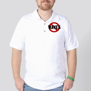Anti waves Golf Shirt