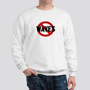 Anti waves Sweatshirt