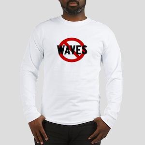 Anti waves Long Sleeve T-Shirt