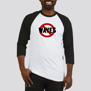 Anti waves Baseball Jersey