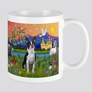 Fantasy Land/Boston T Mug