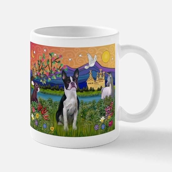 Fantasy Land/Boston T Mug