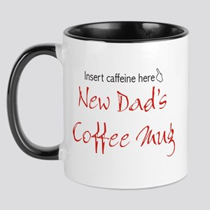 New Dad's Coffee Mug Mugs