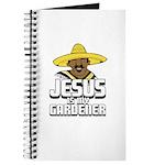 Jesus is my gardener Journal
