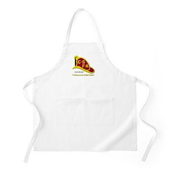 Official CSFA Firehouse Chef Apron