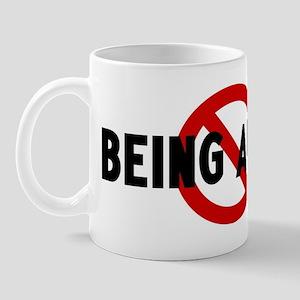 Anti being alone Mug