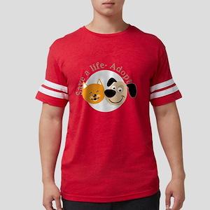 save a life - adopt T-Shirt