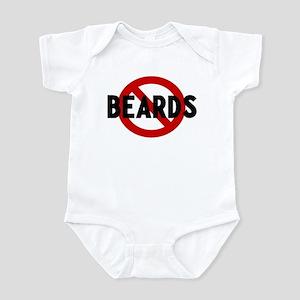 Anti beards Infant Bodysuit