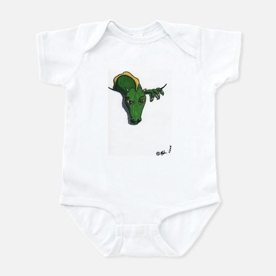 Pocket Dragon Infant Bodysuit