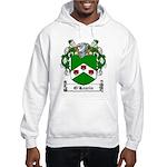 O'Kearin Family Crest Hooded Sweatshirt