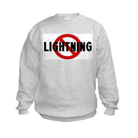 Anti lightning Kids Sweatshirt