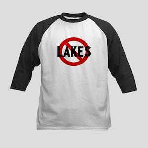 Anti lakes Kids Baseball Jersey
