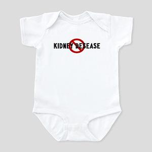 Anti kidney desease Infant Bodysuit