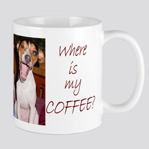 Where's my COFFEE? Mug