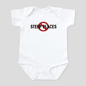 Anti steep places Infant Bodysuit