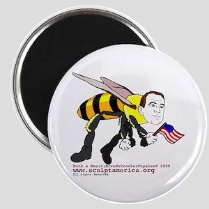 Huck-a-Bee Magnet