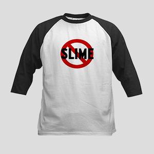 Anti slime Kids Baseball Jersey