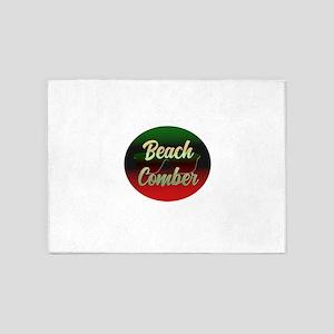 Beach Comber 5'x7'Area Rug