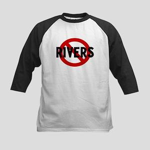 Anti rivers Kids Baseball Jersey
