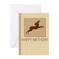 BLANK INTERIOR Birthday Card