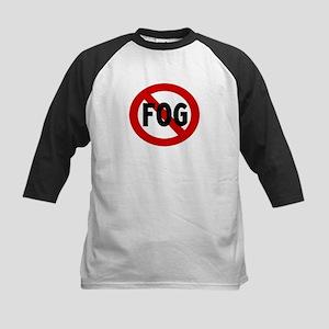 Anti fog Kids Baseball Jersey