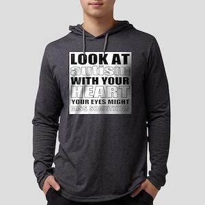 cute autism Long Sleeve T-Shirt