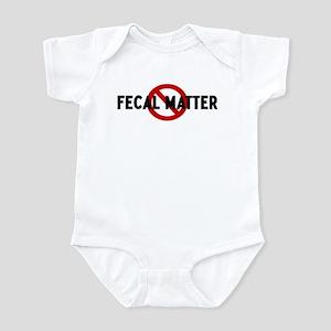 Anti fecal matter Infant Bodysuit