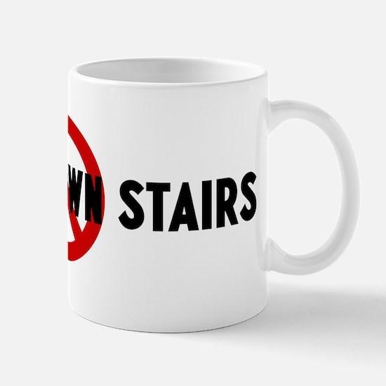 Anti falling down stairs Mug